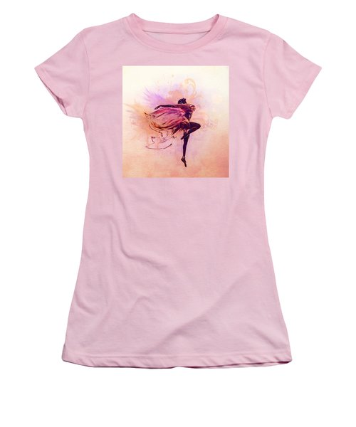 Fairy Dance Women's T-Shirt (Athletic Fit)