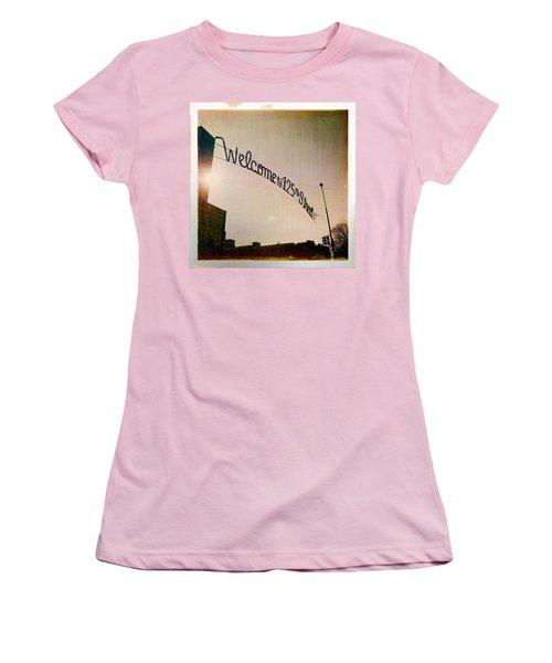 Harlem Women's T-Shirt (Junior Cut) by H James Hoff