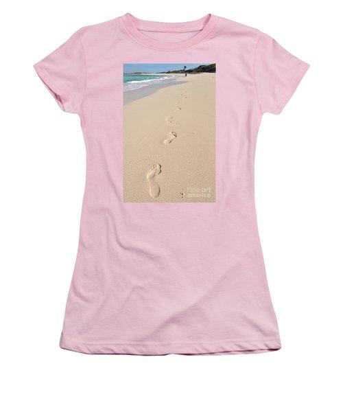Homo Sapiens Women's T-Shirt (Junior Cut) by Jola Martysz