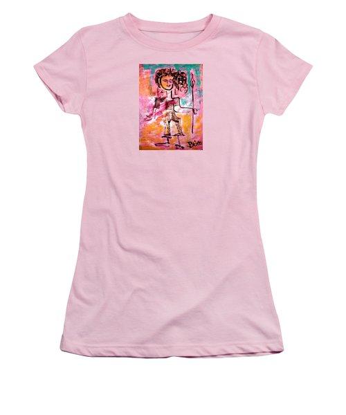 I Am An Artist Women's T-Shirt (Athletic Fit)