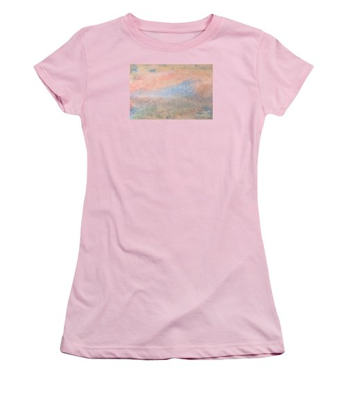 Women's T-Shirt (Junior Cut) featuring the photograph Living Dream by Susan  Dimitrakopoulos