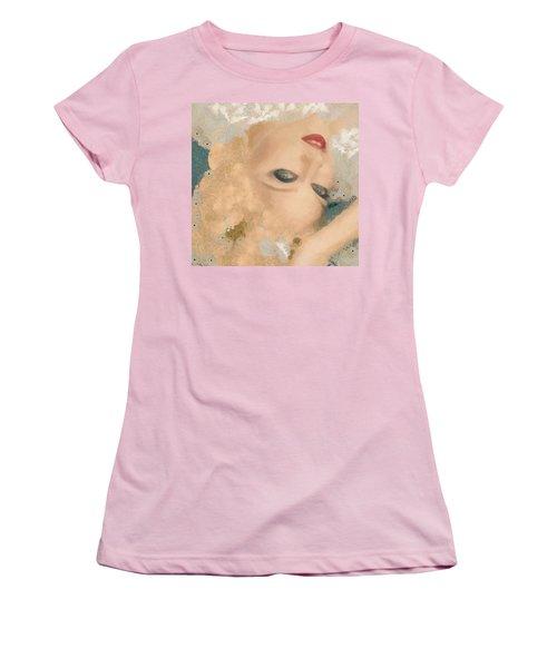 Madonna Wow Women's T-Shirt (Junior Cut) by Catherine Lott