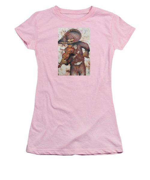 Mariachi I Women's T-Shirt (Junior Cut) by J- J- Espinoza