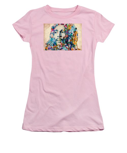Marley 2 Women's T-Shirt (Athletic Fit)