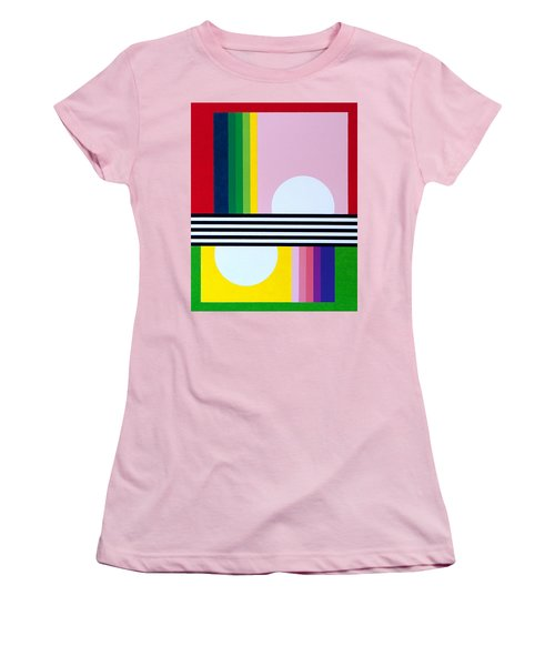 Mid Century Resolution Women's T-Shirt (Athletic Fit)