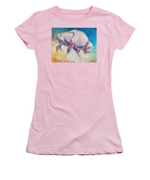 Mystic Women's T-Shirt (Athletic Fit)