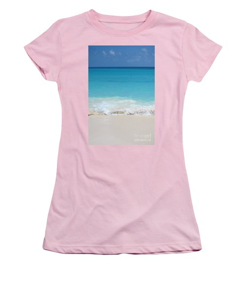 Open Waters Women's T-Shirt (Athletic Fit)