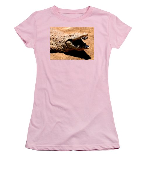 Put It Right Here Women's T-Shirt (Junior Cut)