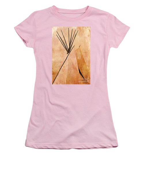 Remembering The Past Women's T-Shirt (Athletic Fit)