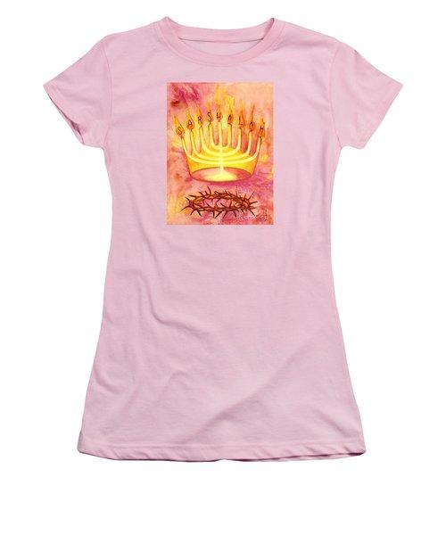 Sar Shalom Women's T-Shirt (Athletic Fit)