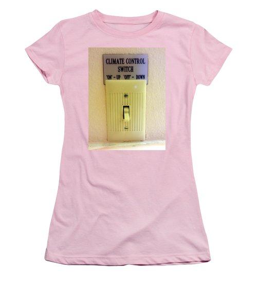Simply Confusing Women's T-Shirt (Junior Cut) by Lon Casler Bixby