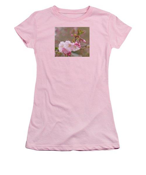 Spring Blossoms Women's T-Shirt (Junior Cut) by Rudi Prott