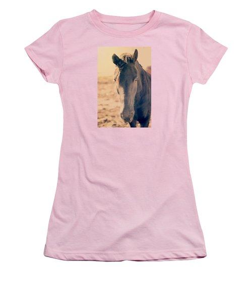 Stallion II Women's T-Shirt (Athletic Fit)