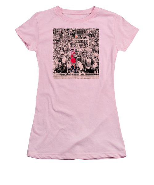 Women's T-Shirt (Junior Cut) featuring the photograph Standing Out From The Rest Of The Crowd by Brian Reaves