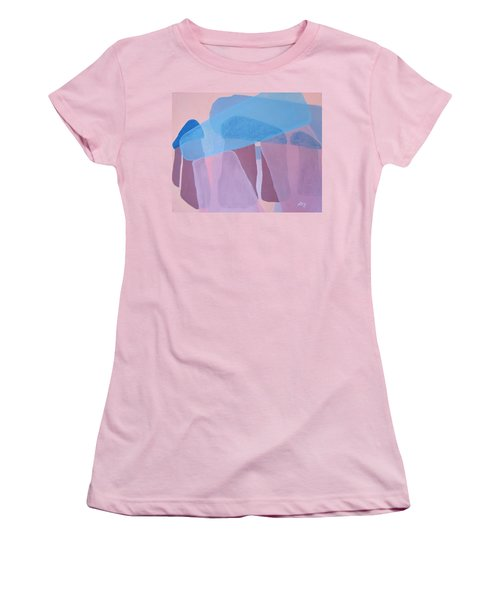 Stonehenge Women's T-Shirt (Athletic Fit)