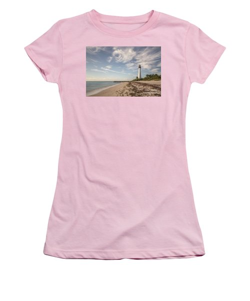 The Way Back Home Women's T-Shirt (Athletic Fit)