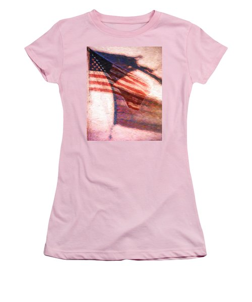 Through War And Peace Women's T-Shirt (Athletic Fit)