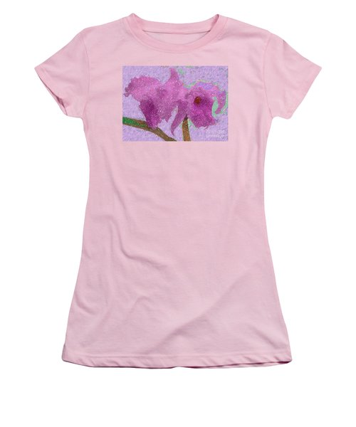 Two Hothouse Beauties Women's T-Shirt (Athletic Fit)