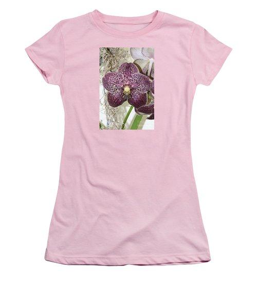 Vanda Robert's Delight Women's T-Shirt (Athletic Fit)