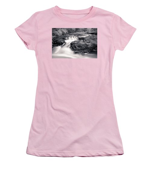 Wilderness River Women's T-Shirt (Athletic Fit)