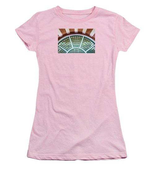 Windows Of Ybor Women's T-Shirt (Junior Cut) by Carolyn Marshall