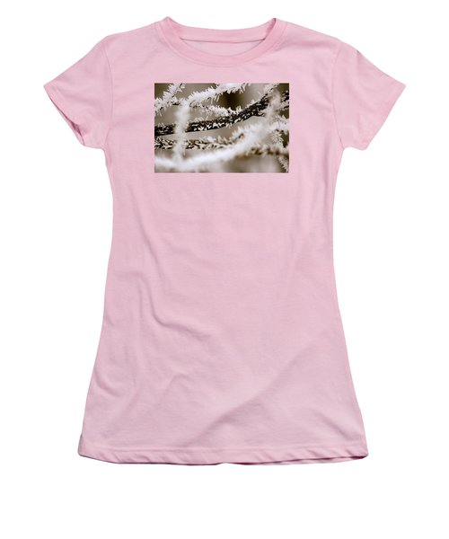 Winter Wonders Women's T-Shirt (Athletic Fit)