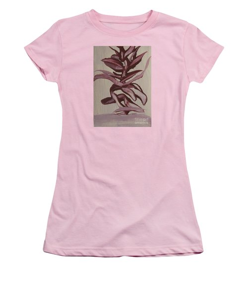 Jungle Pinks Women's T-Shirt (Athletic Fit)