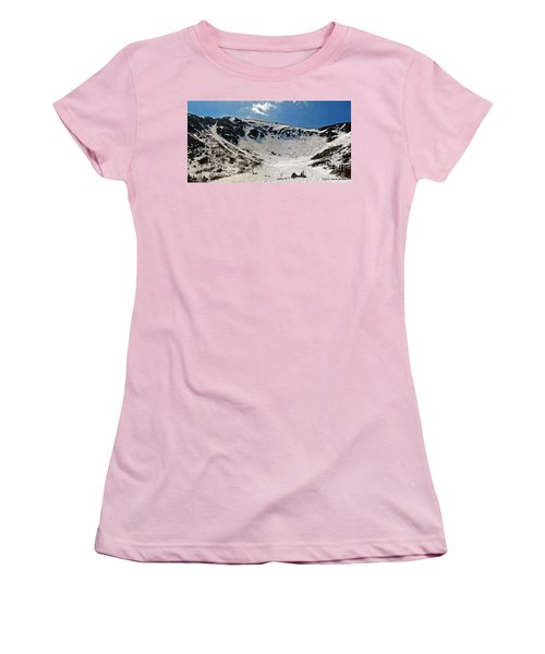 Tuckermans Ravine Women's T-Shirt (Athletic Fit)
