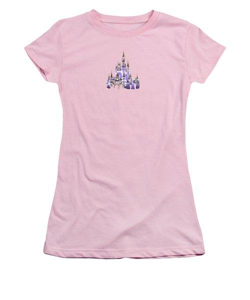 Magic Kingdom Women's T-Shirt (Athletic Fit)