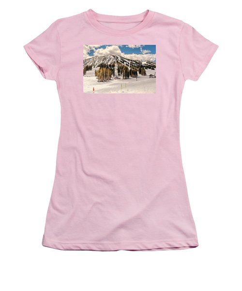 Mt. Rose Women's T-Shirt (Athletic Fit)