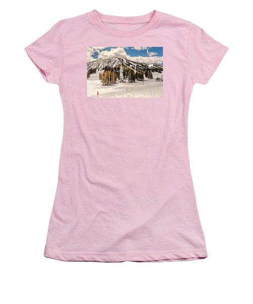 Mt. Rose Women's T-Shirt (Athletic Fit)