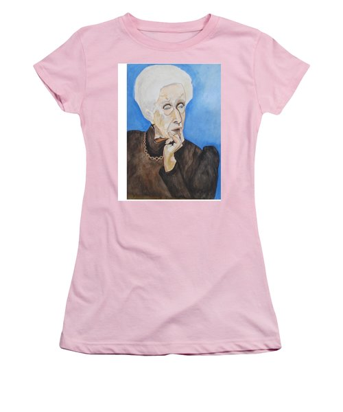 So Curious Women's T-Shirt (Athletic Fit)
