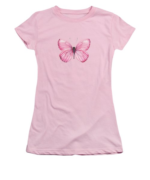 106 Pink Marcia Women's T-Shirt (Athletic Fit)