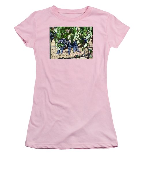 Grapevine Women's T-Shirt (Junior Cut)