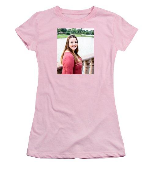 5611 Women's T-Shirt (Junior Cut) by Teresa Blanton