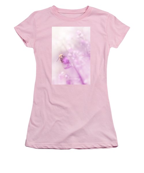 Women's T-Shirt (Athletic Fit) featuring the photograph Aduna by Greg Collins