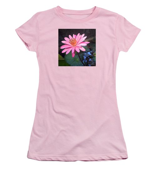 Full Bloom Women's T-Shirt (Athletic Fit)