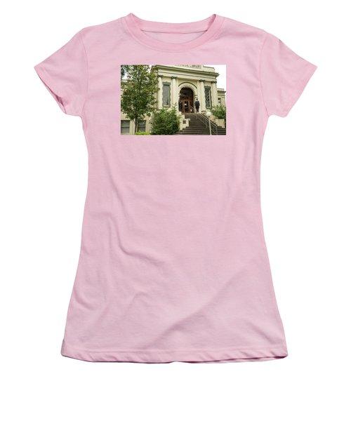Anacortes Museum Women's T-Shirt (Athletic Fit)