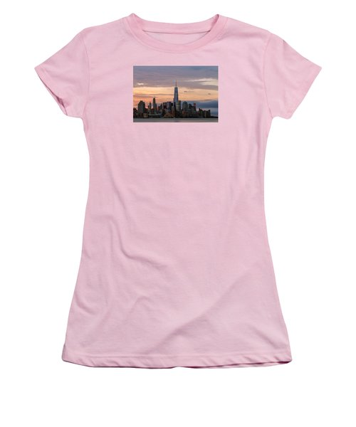 Women's T-Shirt (Junior Cut) featuring the photograph Avengers Assemble by Anthony Fields