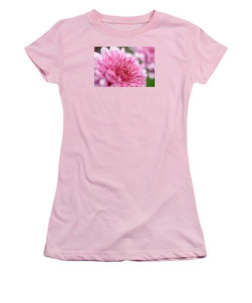 Women's T-Shirt (Junior Cut) featuring the photograph Awakening by Glenn Gordon