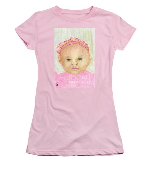 Baby Harper Women's T-Shirt (Athletic Fit)