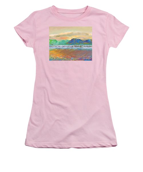 Ballenskelligs Bay Women's T-Shirt (Athletic Fit)