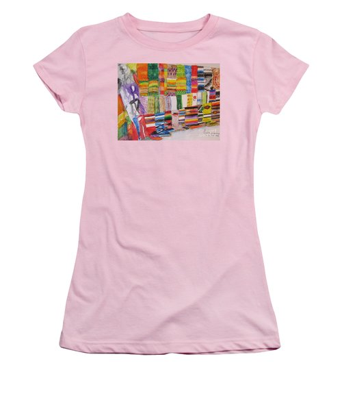Bazaar Sabado - Gifted Women's T-Shirt (Athletic Fit)