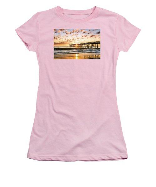 Beaching It Women's T-Shirt (Athletic Fit)