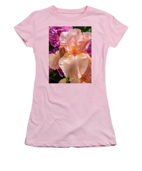 Beverly Sills Iris Women's T-Shirt (Athletic Fit)
