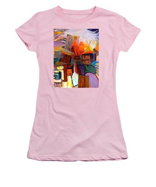 Beyond Women's T-Shirt (Athletic Fit)