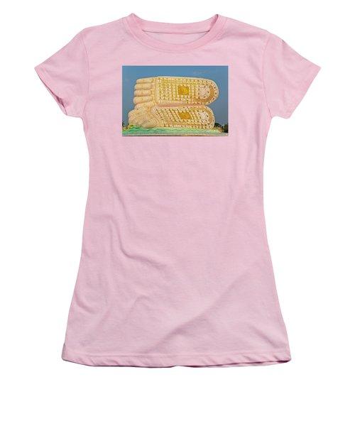 Women's T-Shirt (Junior Cut) featuring the photograph Biurma_d1831 by Craig Lovell