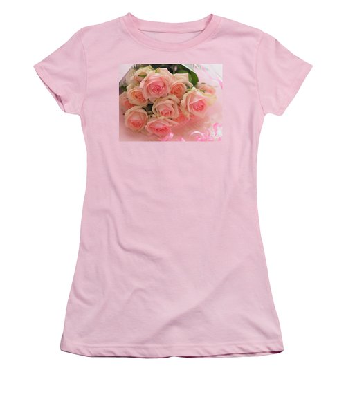 Bouquet Of Sweetness Women's T-Shirt (Athletic Fit)