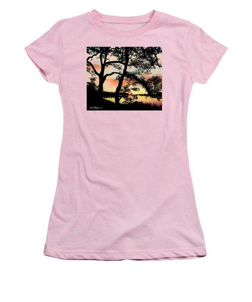 Break Of Dawn Women's T-Shirt (Athletic Fit)