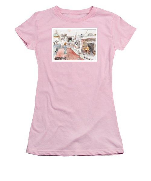 Chez Gwen Women's T-Shirt (Junior Cut)